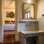renovation projects bathroom in a restored finca on the Costa Blanca