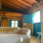 renovation projects spain, interior restored sheepfold